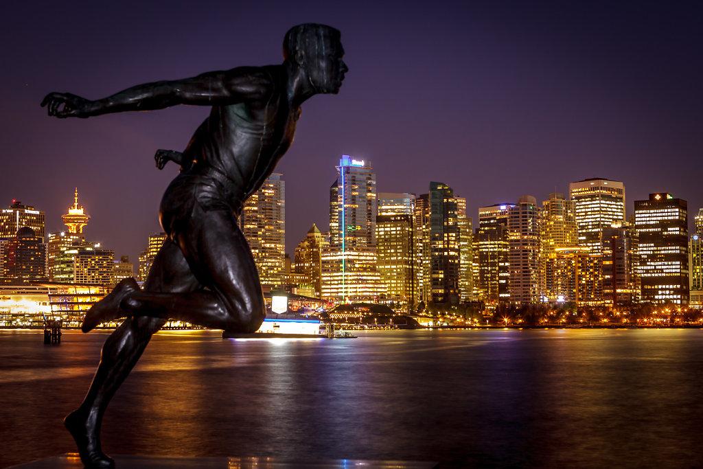 Vancouver@Night